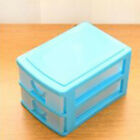 Plastic Hand Storage Drawer Unit 2,3 Tier desk Store Cabinet Box Tidy Rack