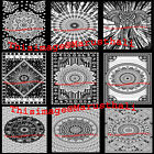 New Design Mandala Tapestry Black & white Design Wall Hanging Latest Tapestries