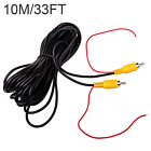 Car RCA Video Extension Cable for Auto Backup Camera Monitor Rear View Parking