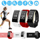 calorie monitor watch - Smart Watch Bluetooth OLED Band Tracker Heart Rate Monitor Calorie Step Counter