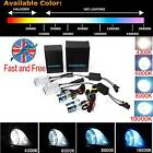 H7 55W Xenon HID Conversion Car Headlight Lamps Light Bulbs 5000K 6000K 8000K 2x