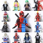 2018 New Marvel Superheroes Dc Comics Custom Mini Figures Fit With Lego Toys £1.88 GBP on eBay