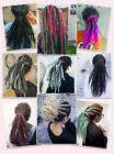 Synthetic Braid Dreads Dreadlocks Hair Halloween Cosplay Afro Hair Extensions