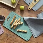 Silicone Cutting Board Baby Food Mat Chopping Flexible Fruit Kitchen Tool Small