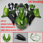 Multi-Colored Injection Bodywork Fairing Kit For Kawasaki Ninja ZX14R 2012-2017