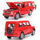1:32 Mercedes-Benz Model G65 Off-road Jeep AMG Alloy Acousto-light Pull Toy Car