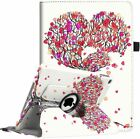 For New iPad 6th Gen 9.7 inch 2018 / 5th Gen 2017 360 Rotating Case Cover Stand