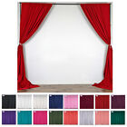 10ft Premium Polyester Curtain Backdrop Drape Panel For Wedding Decoration