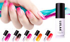Lulaa Colour Changing Durable Soak Off Nail Gel Varnish 10 ml 5 Colours