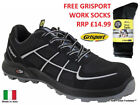GriSport Thermo Safety Trainers & FREE Work Socks LIGHTWEIGHT
