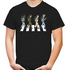 Ghostbusters Abbey Road T-Shirt | Geisterjäger | Bill Murray | Fun | Nintendo