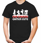 Old School Gamer Elite T-Shirt | Mario | Metroid | Zelda | Super Nintendo