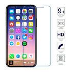 Tempered Glass Screen Protector For iPhone X / 8 / 7 / 6 / 6S Plus / SE /5S/5C/4 <br/> Canadian Seller ✔️ iPhone 8 ✔️ iPhone 7 ✔️ iPhone 6 6S