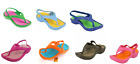 "CROCS "" ATHENS "" COMFORTABLE LIGHTWEIGHT CASUAL BEACH FLIP FLOPS"