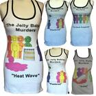 LONG  VEST  TOP  JELLY BABIES ALTERNATIVE