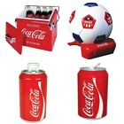Coca Cola - Fully Functional Shaped Cooler - New & Official Coca Cola