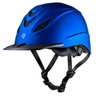 Troxel Intrepid Indigo Low Profile SureFit Riding Helmet Small or Lg 04-242 NEW