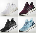 Womens ADIDAS UltraBoost Running Shoes Black White Sneakers NEW Authentic