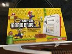 Nintendo 2DS Scarlet Red w/ New Super Mario Bros 2 BRAND NEW NEVER OPENED