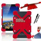 "Shockproof Silicone Stand Cover Case For Barnes & Noble NOOK 7"" Tablet + Stylus"
