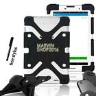 """Shockproof Silicone Stand Cover Case For Various 7"""" 8"""" Lenovo IdeaPad + Stylus"""