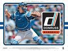 2017 Donruss Baseball - COMPLETE YOUR SET - PICK YOUR CARD - (#1-195) RC + DK