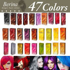 hair dye colour numbers - Berina Permanent Color Hair Dye Cream & Developer All 47 Colours Free Shipping