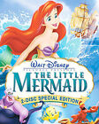 NEW The Little Mermaid (DVD, 2006, 2-Disc Set, Platinum Edition) FREE SHIPPING