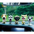 Car Home Decor Display Toy Shaking Head Nodding Dog Luck Welcoming Dog Doll Gift
