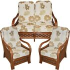 Cane Replacement DELUXE LUMBAR SUPPORT CUSHIONS Wicker Conservatory Furniture