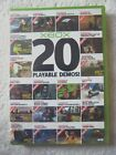52665 The Official Xbox Starter Pack 2004 Official Xbox Magazine Demo - Microsof