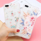 For IPhone X 8 6 6S 7 Plus Fashion Flower 3D Cute Case Cover Silicone TPU Women  iphone x cases 3d 2731779282244040 1