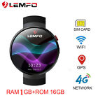 Kyпить New LEMFO LEM7 Smart Watch 2018 Man Watch 4G WIFI GPS Heart Rate For Android IOS на еВаy.соm
