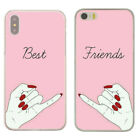 best case for samsung galaxy note 2 - Couple Matching Best Friend Forever Lovers Hard Cover Case For iPhone Huawei New