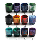 810 Resin Wide Bore Drip Tip Colored Mouthpiece For Goon Griffin 25&All 810 Tank