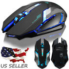 high end mouse - High-End Rechargeable Wireless Silent LED Backlit USB Pro Gaming Mouse Mice