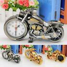 New Men Fashion Home Office Motorcycle Shape Desk Table Decor Gifts Alarm LM