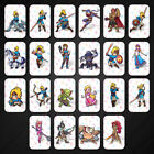 mini proxy - 22pcs Full Set NFC Zelda Amiibo Card with data Standard Mini Card Rare EDH Magic