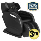 2018 Full Body Massage Chair +3yrs Warranty! Recliner Shiatsu Heat Zero Gravity