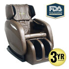 2018 Full Body Massage Chair +3yrs Warranty! Recliner Shiatsu Heat Zero Gravity фото