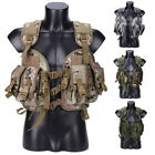 Tactical Military Seal Vest Hunting Combat Backpack 900D MOLLE Airsoft Water Bag