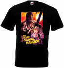 The Texas Chain Saw Massacre v5 T shirt black movie poster all sizes S-5XL
