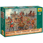 "ZVEZDA Model Kits ""Warriors & Knights of Medieval Army, XIII - XV Century"""