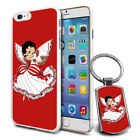 Betty Boop Design Hard Case Cover & Free Keyring For Various Mobiles - 15 $9.46 AUD on eBay
