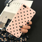 For iPhone X 8 6 6s 7 Plus Cute Hard Rugged Pattern Flower Phone Slim Case Cover <br/> ◆1100+ SOLD◆For iPhone 5S SE◆USA NY Fast Free Shipping!