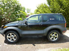 2001+Isuzu+VehiCROSS+leather