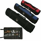 22 POCKET Chef Knife Bag Roll Carry Case Bag Kitchen Cooking Portable Pouch #US