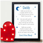 Personalised Fathers Day Gifts from the Bump - Bump Gifts for Daddy Dad To Be