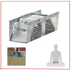 1020 Live Animal Two Door Mouse Cage Trap Ideal for Catching Mice Shrews