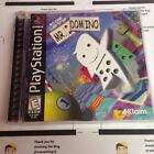 No One Can Stop Mr. Domino for the Sony Playstation - PS1 game